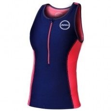 Top de Triatlon Zone 3 Aquaflo mujer
