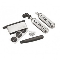 Kit Lezyne 2 cartuchos CO2 16 g + Twin Speed Drive + Lever Kit