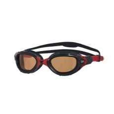 Gafas Zogs Predator Flex Polarized Ultra Black/Red