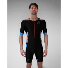 Mono triatlon Manfga corta Zone 3 Activate plus hombre