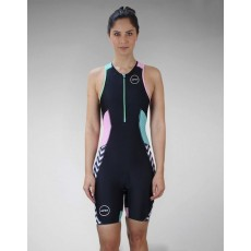 Mono triatlón Zone 3 Activate plus Sweet Speed mujer