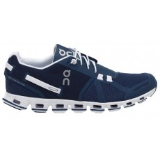 Zapatillas Running Mujer CLOUD Denim & White