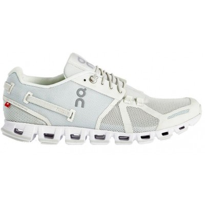 Zapatillas On-Running CLOUD Mujer Ice & White