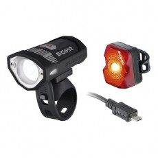 Luz LED Sigma Buster 200 + nuggets Flash USB