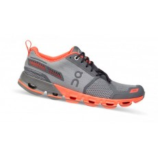 Zapatillas running Cloudflyer mujer Slate & Flash