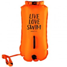 "Boya de Aguas Abiertas Body Swim ""LIVE, LOVE, SWIM"""