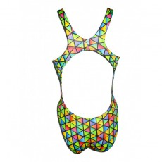 Bañador Mujer Disseny Sport DS Triangles