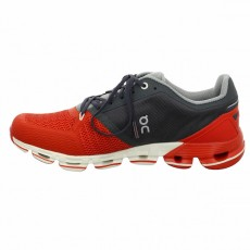 Zapatillas On-running Cloudflyer Red White hombre