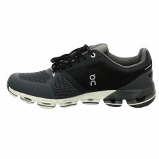 Zapatillas On-running Cloudflyer mujer Black white mujer