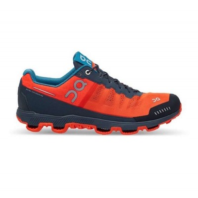 Zapatillas On running Cloud Venture hombre Flame / Shadow