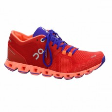 Zapatillas Running Mujer CLOUD X Red Flash