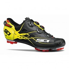 Zapatillas Sidi Tiger MTB Negro mate -Amarillo