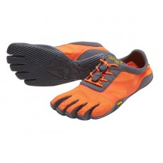 Zapatilllas Fivefingers KSO EVO mujer Fiery Coral Grey