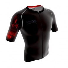 Maillot Star Wars Bioracer Bodyfit SS Iconic Sleeve Darth Vader