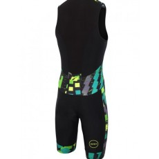 Mono triatlón Zone 3 Activate plus hombre Electric Sprint