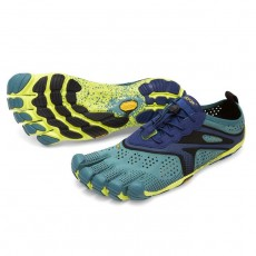 Zapatillas Fivefingers V Run North Sea/Navy Hombre