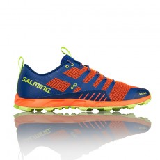 Salming Off Trail competition Lava red