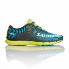Salming Speed 6 Blue Lime