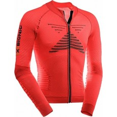 Maillot M/l F/z Bike Effektor Power X-Bionic Rojo flash