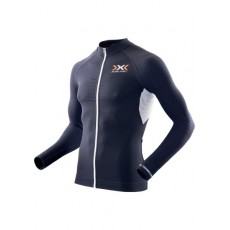 Maillot M/l Full Zip Bike The Trick Evo X_Bionic