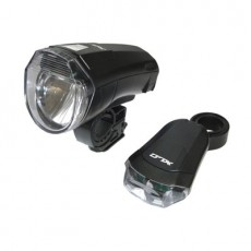 Set de luces Bicicleta XLC CL-S14