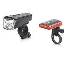 Set de luces Bicicleta XLC CL-S16
