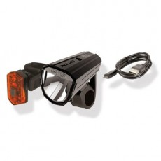 Set de luces Bicicleta XLC CL-S17