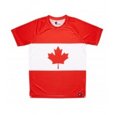 Camiseta Hoopoe Maple Leaf