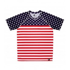 Camiseta Hoopoe Stars and Stripes