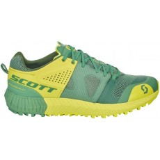 Zapatillas Scott Kinabalu Power Verde Amarillo
