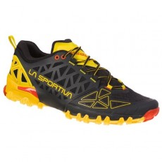 Zapatilla La Sportiva Bushido II Black/Yellow