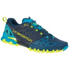 Zapatilla La Sportiva Bushido II Opal/Apple Green
