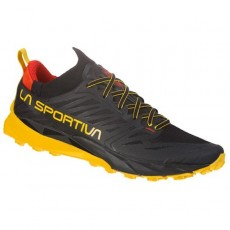 Zapatilla La Sportiva Kaptiva Black/Yellow