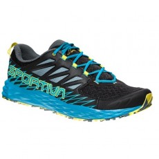 Zapatilla La Sportiva Lycan Black/Tropic Blue
