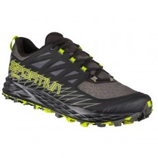 Zapatilla La Sportiva Lycan GTX Carbon/Apple Green