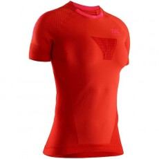 Camiseta X bionic Regulator Run Speed Mujer Negro