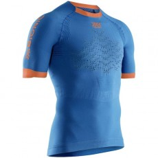 Camiseta X bionic Regulator Run Speed Mujer Namib Red