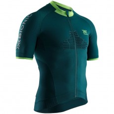 Maillot X Bionic Regulator Bike Race Zip Hombre