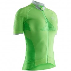 Maillot X Bionic Regulator Bike Race Zip Mujer Green- Magnolia