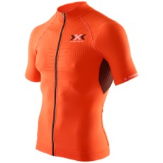Maillot M/c Full Zip Bike The Trick Evo X-Bionic
