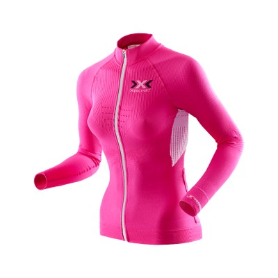 Maillot M/l Full Zip Bike The Trick Evo X-Bionic Mujer