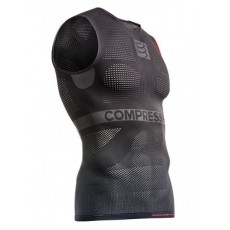 Camiseta Compressport on /off multisport sin mangas