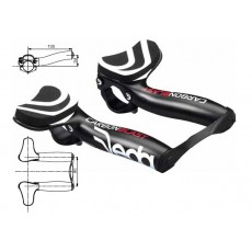 Acople triatlon Deda elementi Carbon blast