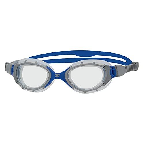 Zoggs Predator Flex-Smaller Fit Gafas de natación, Adultos Unisex, Clear, s