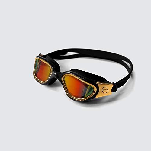 ZONE3 Vapour Gafas de natación, Unisex Adulto, Polarizado-BLA, tamaño único