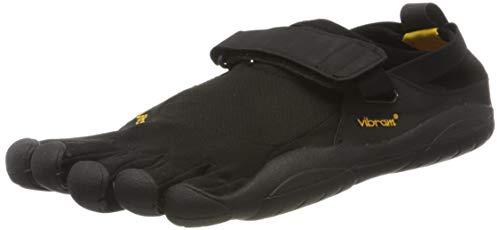 Vibram Five Fingers Kso - Zapatillas con dedos para hombre, Negro, 48 EU