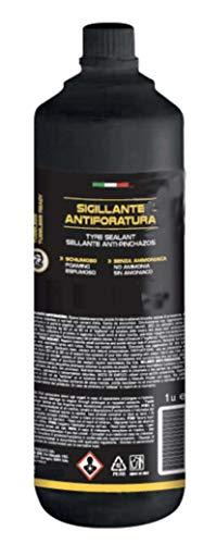 MIGOU BCN 1L Liquido Antipinchazos Tubeless - 1 litro Anti pinchazos preventivo y reparador Liquido...