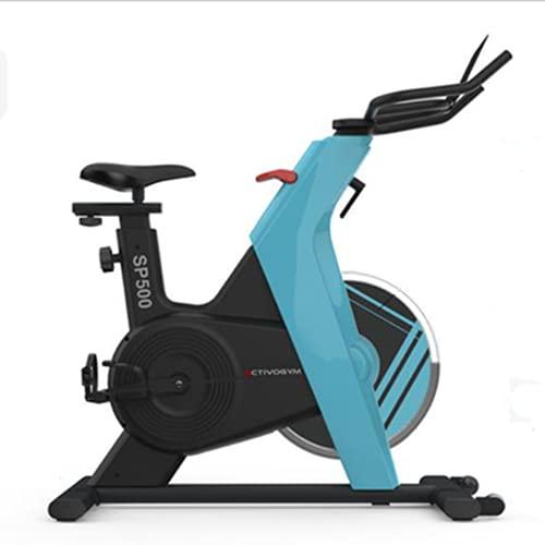 ACTIVOGYM SP500 - Bicicleta Spinning Profesional - Mágnética, Transmisión por Correa Silenciosa y...