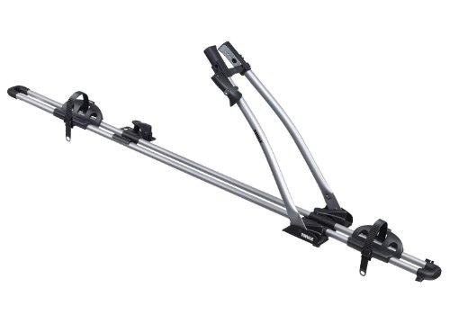 Thule FreeRide, Portabicicletas vertical, funcional y fácil de usar, que satisface las necesidades...