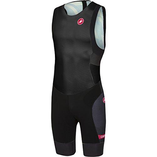 Castelli Free Tri ITU Suit - Men's Black, L